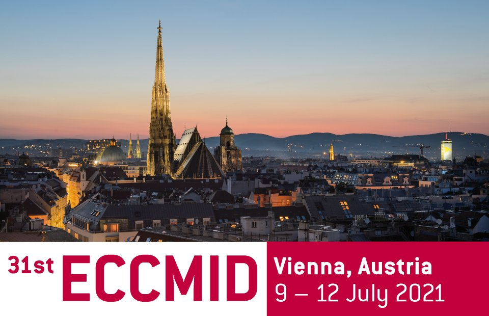 Submit your abstracts for ECCMID 2021